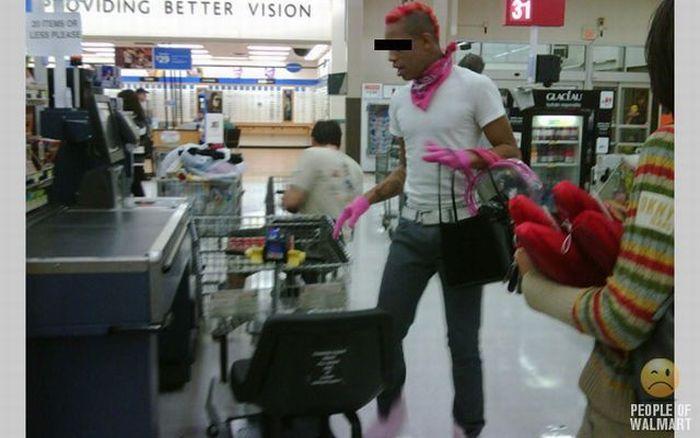 Смешные люди из супермаркетов. Часть 3 (117 фото)
