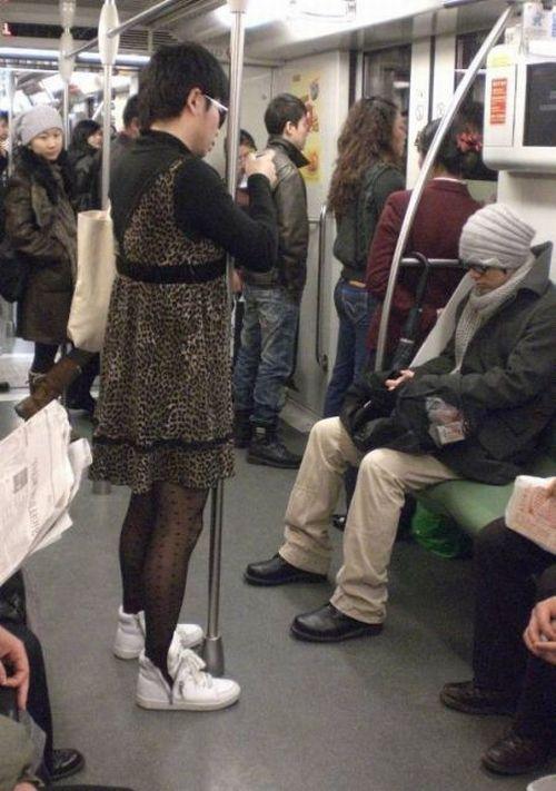Странная мода (14 фото)