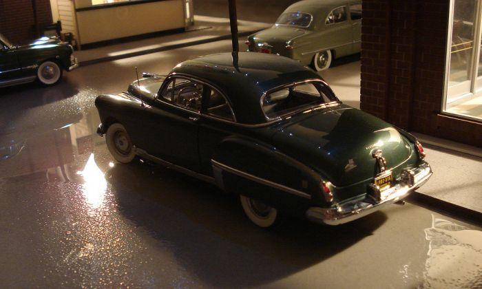 Удивительные миниатюрные модели машин (78 фото)