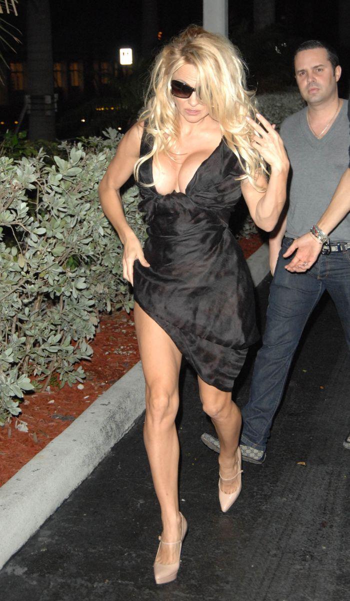 Памела Андерсон (Pamela Anderson) (5 Фото)
