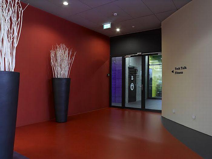 Новый офис компании Google (68 фото)