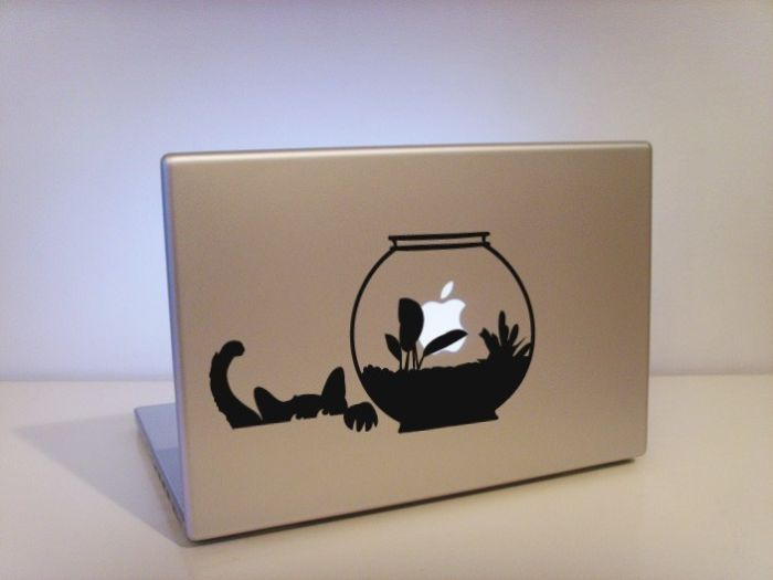 Как обыграть логотип Apple (30 фото)