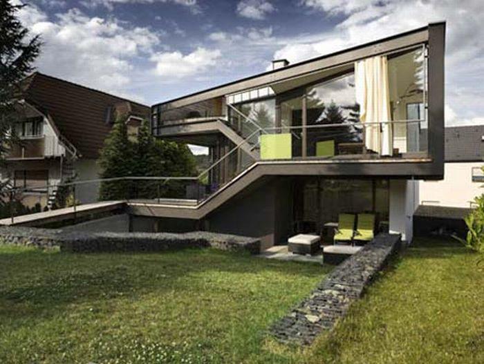 Очень красивые фото домов