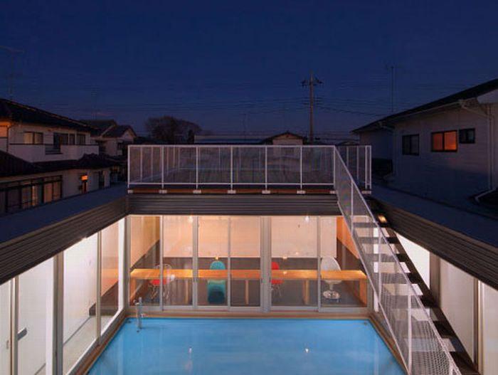 Очень красивые дома (48 фото)