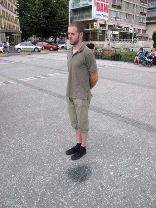 Невероятные оптические иллюзии (49 фото)