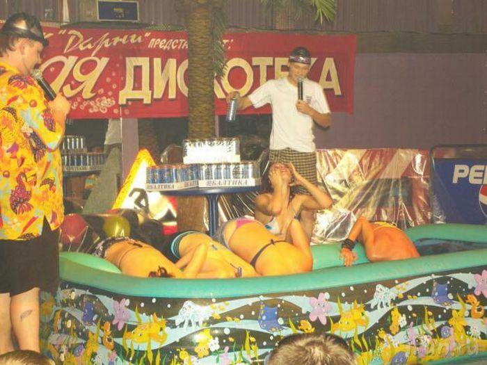 Эротические конкурсы в ночных клубах (78 фото) НЮ