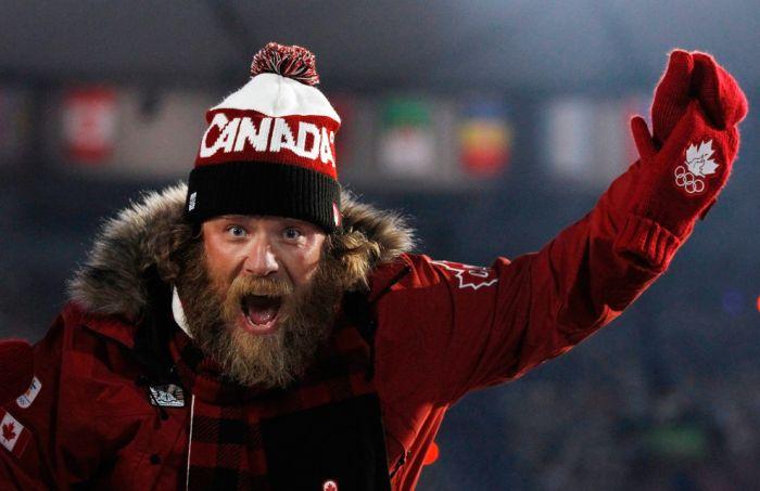 Церемония открытия Олимпиады в Ванкувере (30 фото)