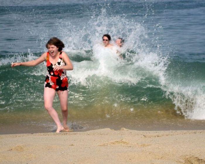 Смешные летние фотографии (55 фото)