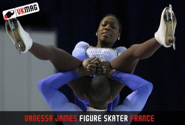 Красотки на Олимпийских играх (26 фото)
