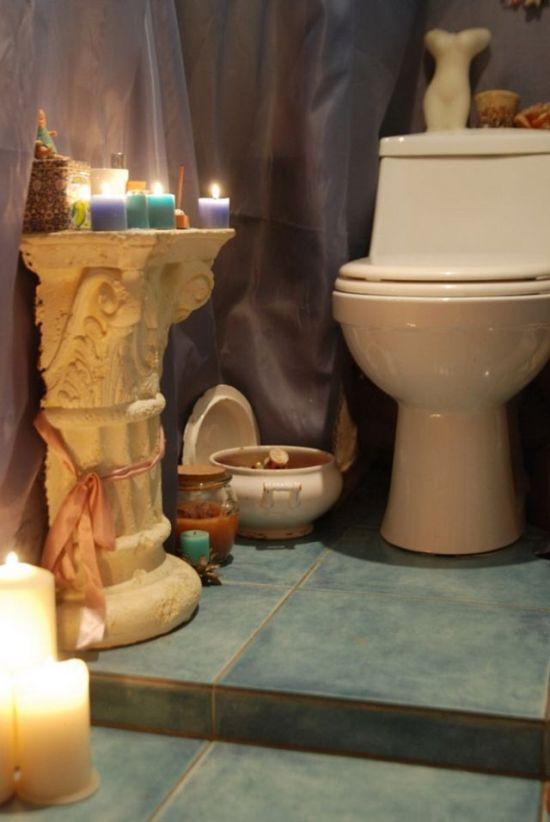 Туалет - самое важное место в доме (9 фото)