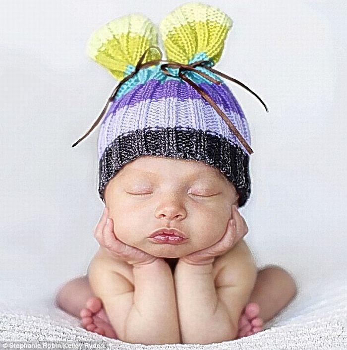 ����� ������ ���� ����� ������ sleeping_newborns_10