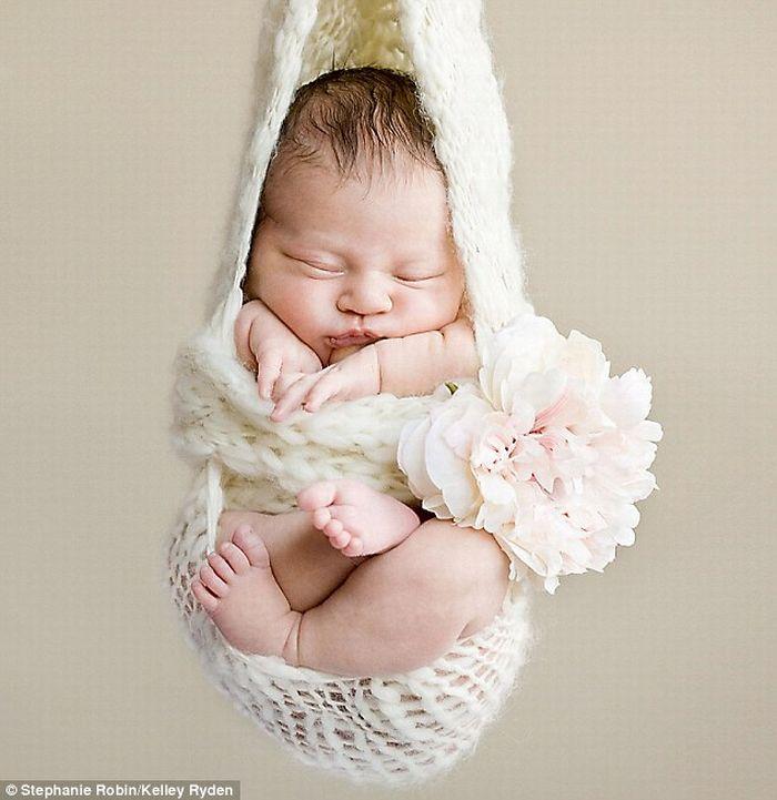 Спящие младенцы (11 фото)
