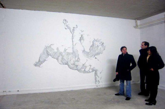 Необычное искусство (10 фото)