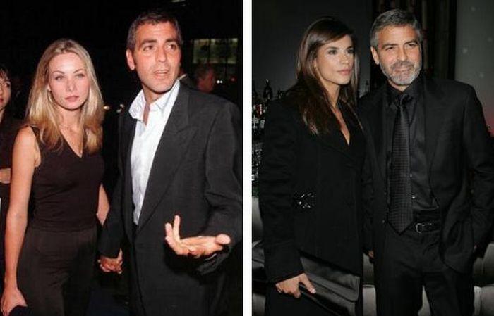 Знаменитости тогда и сейчас (30 фото)