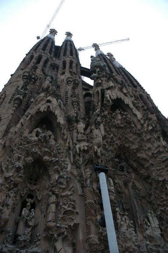 Храм Святого Семейства в Барселоне (23 фото)