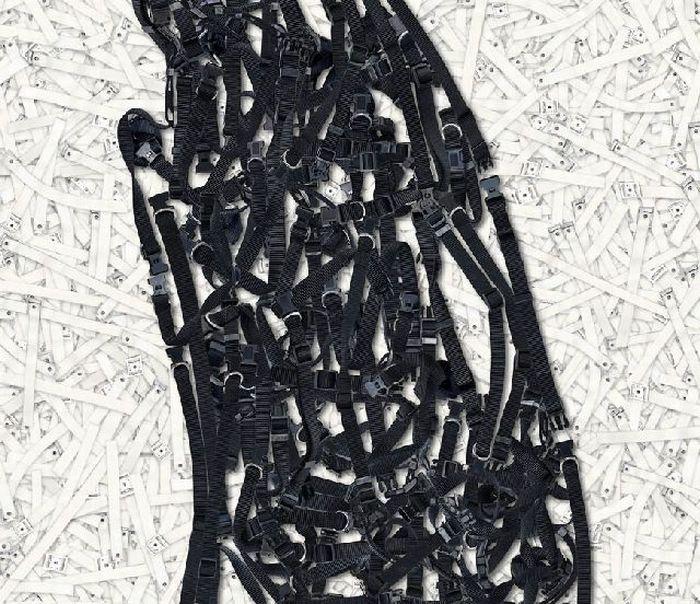 Наглядное пособие от художника Chris Jordan (83 фото)