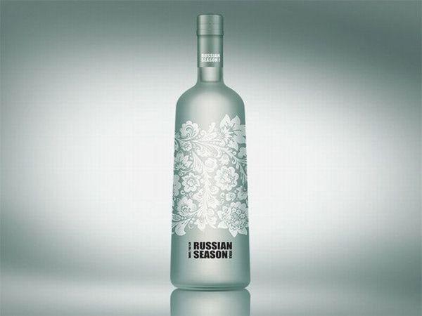 Необычные бутылки (42 фото)