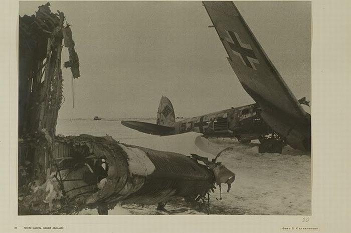 После Сталинградской битвы (45 фото)