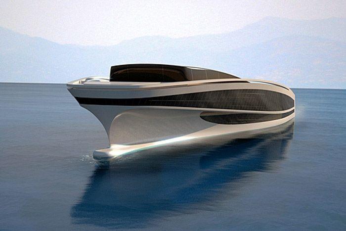 Шикарная яхта (9 фото)