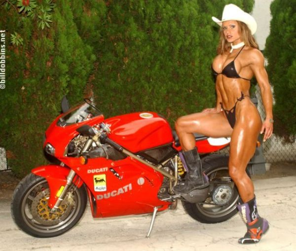 Женщины бодибилдеры (55 фото)