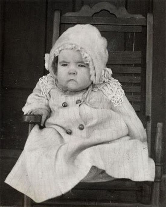 Дети из прошлого (39 фото)