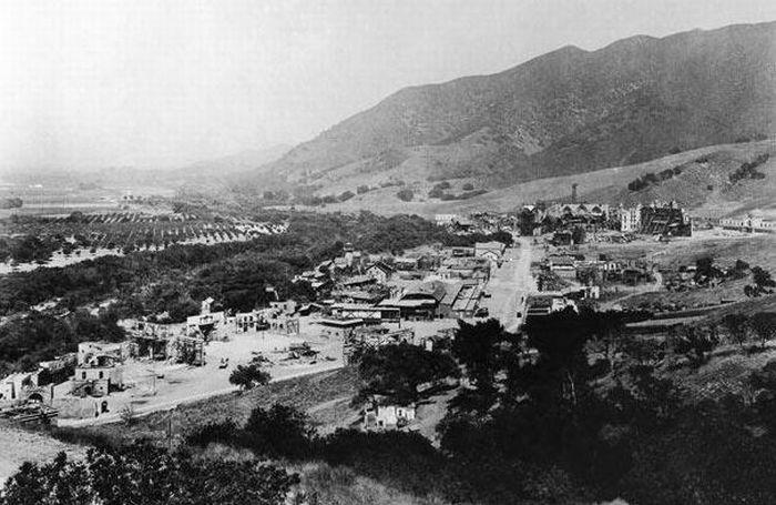 Голливуд 100 лет назад (28 фото)