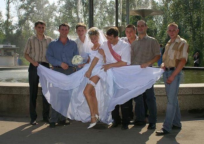 Сексуальные невесты (86 фото) НЮ