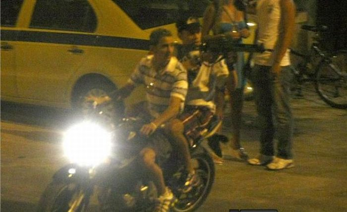 Мрачная сторона Рио де Жанейро (12 фото)