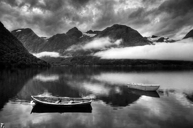 Красивые черно-белые фотографии (29 фото)