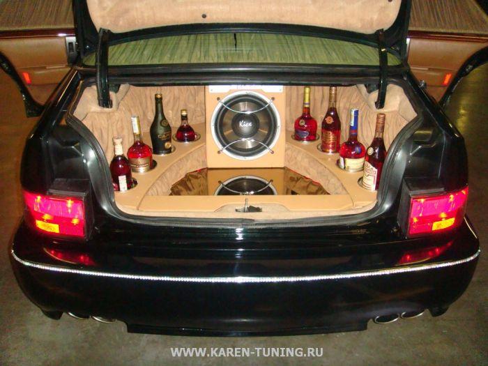 Карен-тюнинг представляет Cadillac STS (12 фото)