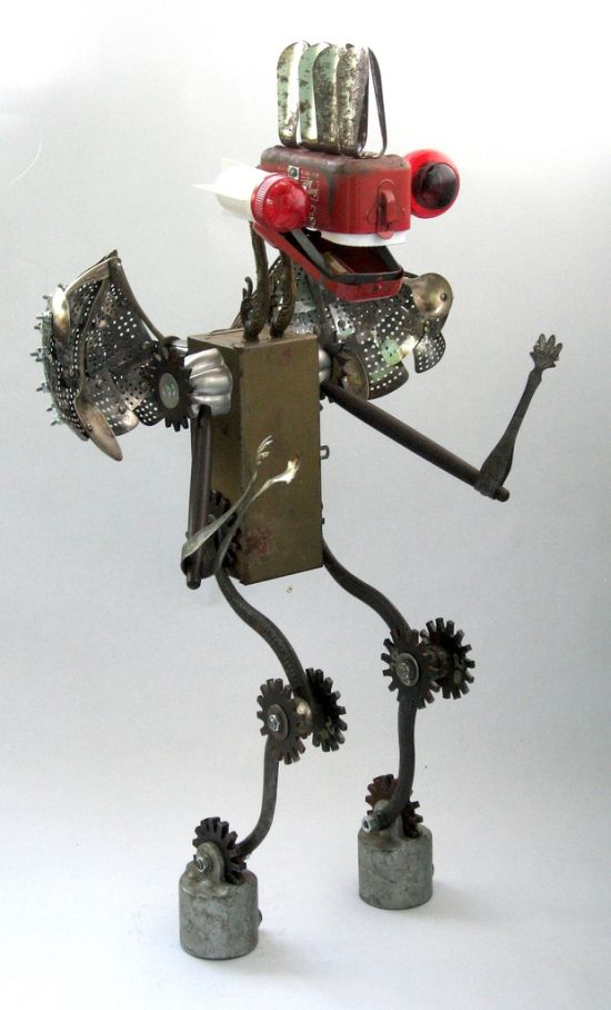 Скульптуры Брайана Маршалла (70 фото)