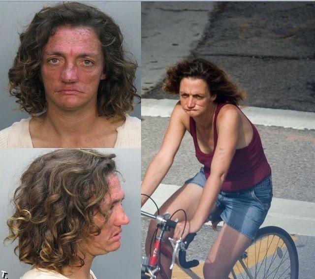 Женщины улиц в США (40 фото)
