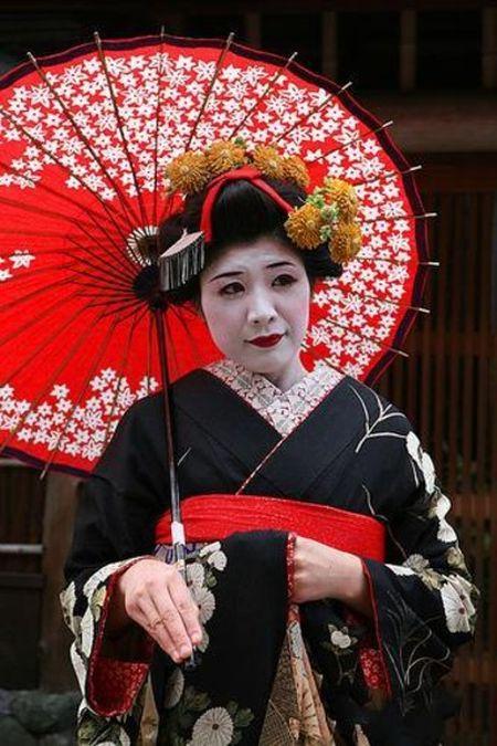 Японские девушки и их мода (36 фото)