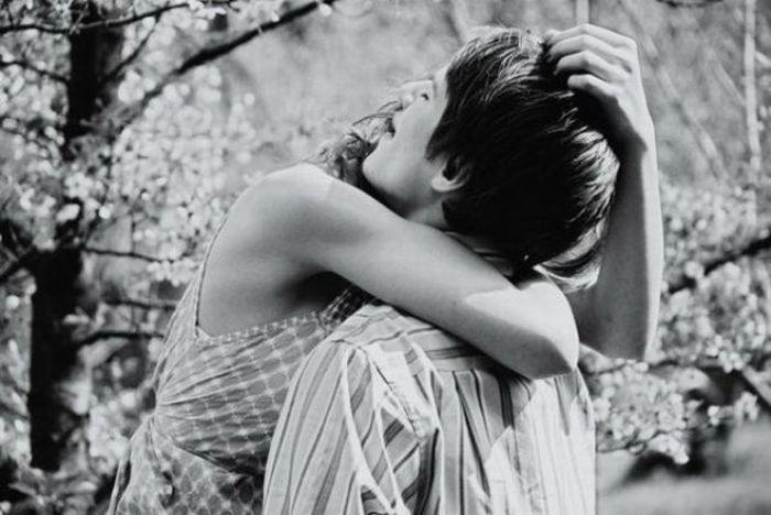 Черно-белая любовь (36 фото)