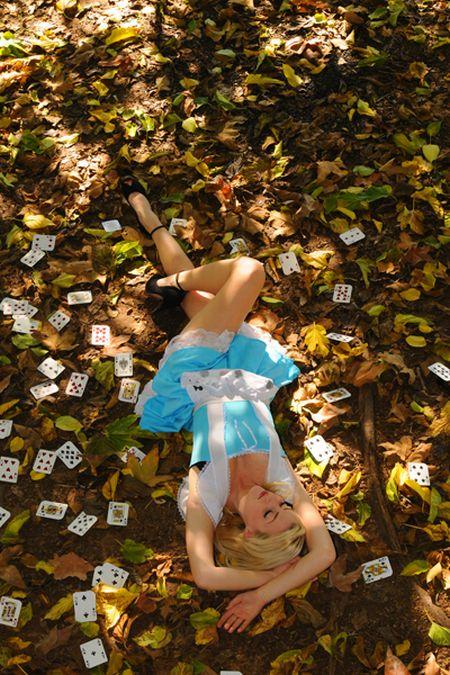 Алиса в стране чудес. Взрослая версия (68 фото)