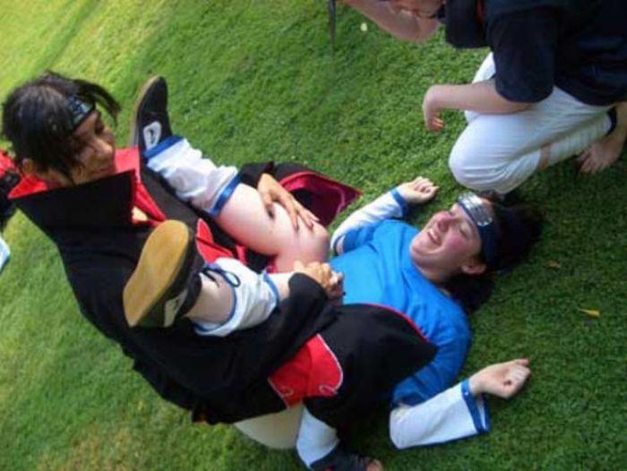 Смешные косплейщики (43 фото)