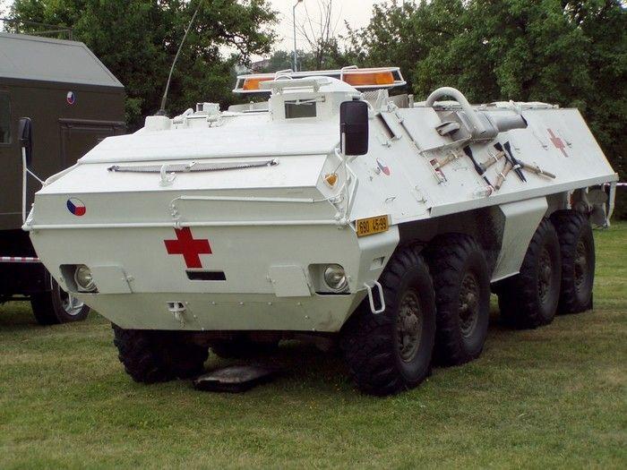 Военная Скорая помощь (46 фото)