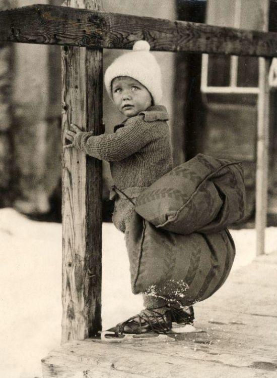 Старые фотографии Голландии (78 фото)