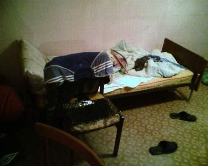 Берлога холостяка (15 фото)