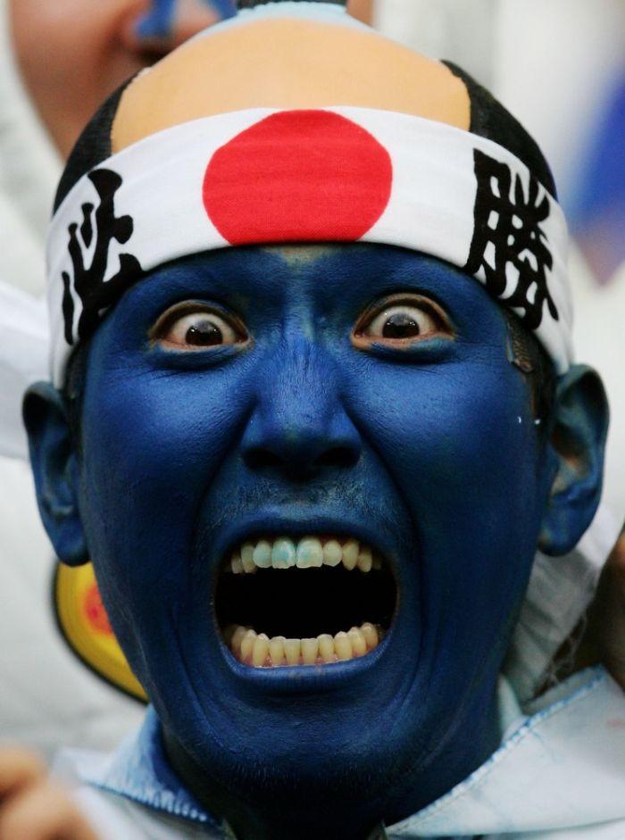 Поздравления, футбольные фанаты смешные картинки