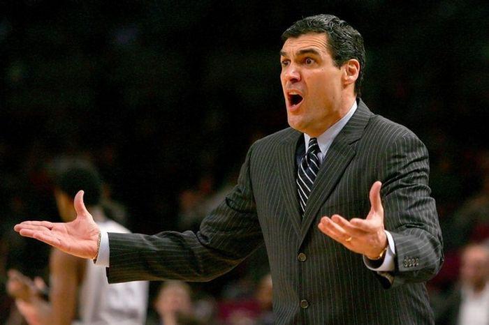 Самые нервные баскетбольные тренеры (21 фото)