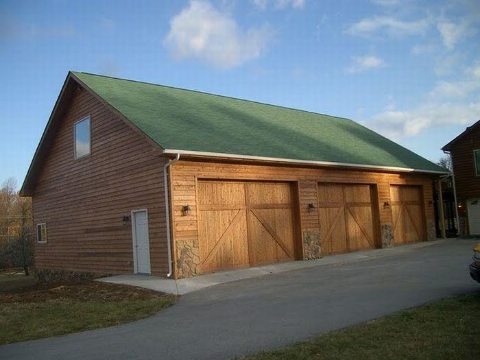 Шикарный домик на заднем дворе (25 фото)