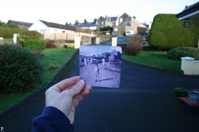 По местам детства (10 фото)