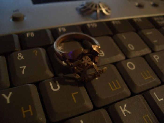 Как сделать необычное кольцо (57 фото)