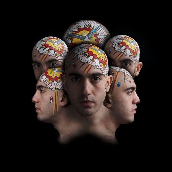 Дизайн головы (19 фото)