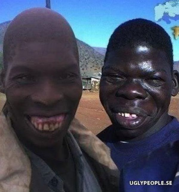 Некрасивые люди (29 фото)
