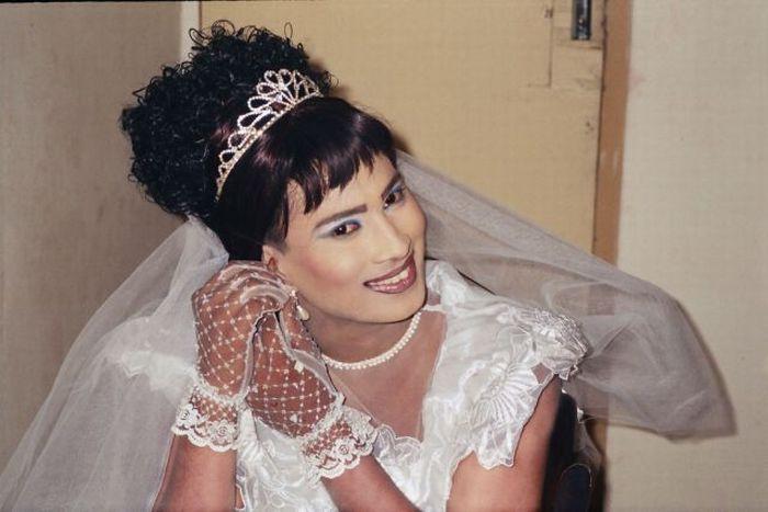 честно, фото уродины невесты горы имеют