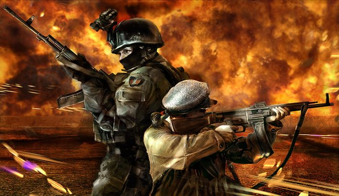 Военные картинки (54 картинок)