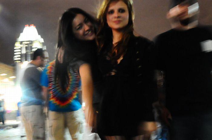 Девушки с фестиваля SXSW в Остине (69 фото)