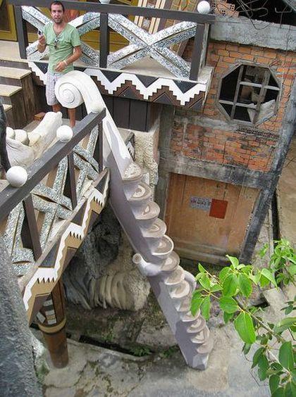 Странный дом во Вьетнаме (51 фото)
